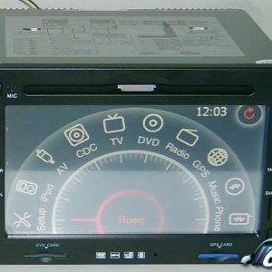 Car Radio Special DVD Player for VW