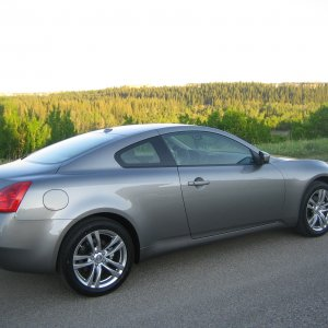'09 G37x Coupe